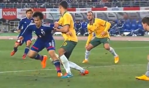 【私見】サッカー日本代表vsオーストラリア代表 2014/11/18