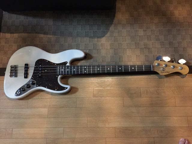 JAZZ BASS買った!楽器屋のPBブランドとあなどるなかれ!島村楽器の「History」ブランドのコスパ良いぞ!