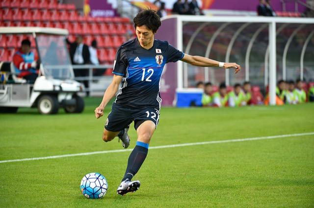 オリンピック サッカー日本代表で僕がフットボールネーション的フォトジェニックとして注目する「室屋成(むろや せい)」選手