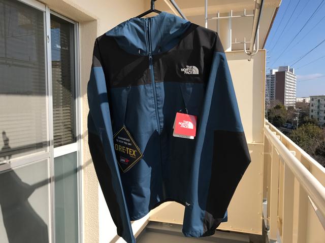 【ノースフェイス】防水・防風「GORE-TEX」の軽量ライトジャケットは使える季節や状況が多く1着あるとコスパ最高!