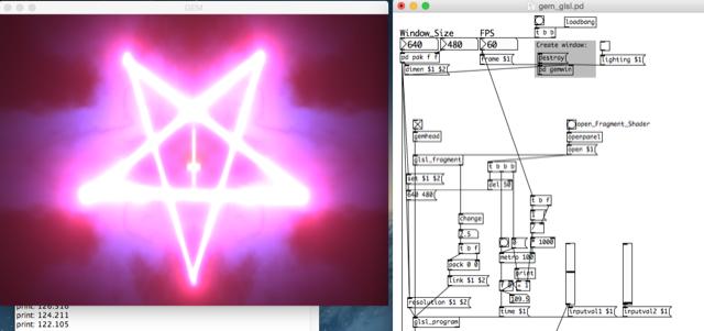 gsls sandboxのコードを「とりあえず」PureDataに移植して動かす方法