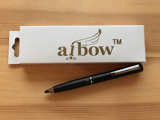 FireHD 8 タブレットを買ったので aibow 極細 タッチペン を購入した!ポイントは「電池式」