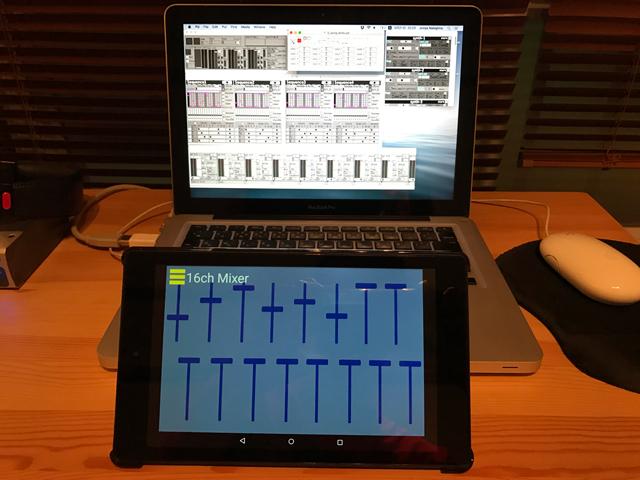 MobMuPlatでLemurとかTouch OSCのような自分仕様のOSCコントローラーを自作する方法をOSC通信のやり方を中心に書いてみる