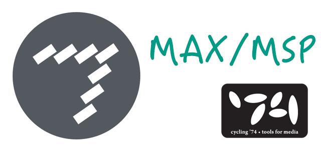 【MaxMsp】音楽・メディアアートを作るプログラミング環境!MAX編