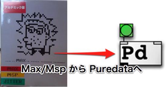 【puredata】日本語の情報が充実してきたのでMax/Mspをやめることにしました!